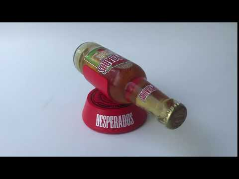 Cool Promotional Drinks Products Desperados Spin The Bottle Giveaways