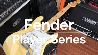 Fender 2018 Player Series HSS Strat Chat