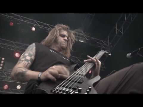 Cattle Decapitation - Kingdom Of Tyrants (Live Party San Festival 2012)