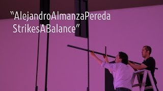 "Alejandro Almanza Pereda Strikes A Balance | ""New York Close Up"" 