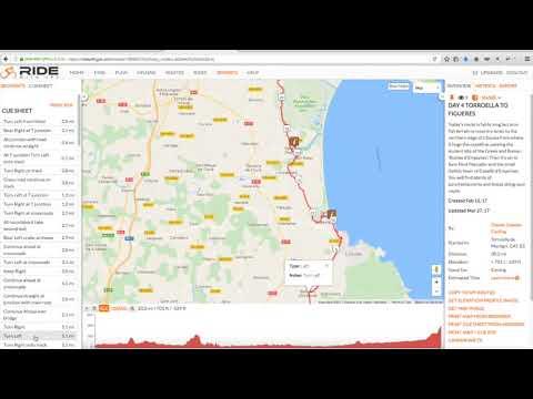 GPS Route Navigation | Exodus