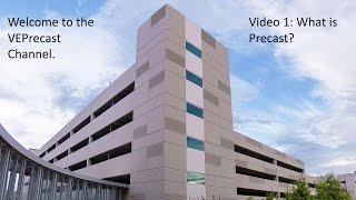 What is Precast Concrete