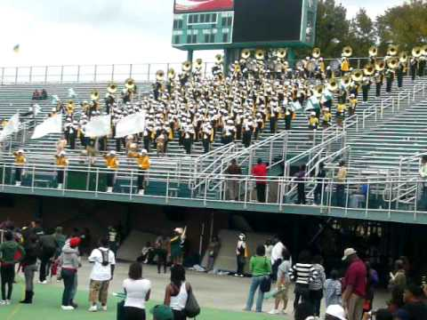 NSU Homecoming 2009 5th Behold