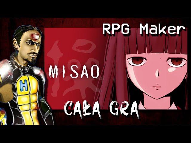 KOLEŻANKA PRZEKLĘŁA NASZĄ SZKOŁĘ AŻ DO INNEGO WYMIARU    Misao [CAŁA GRA][RPG Maker]