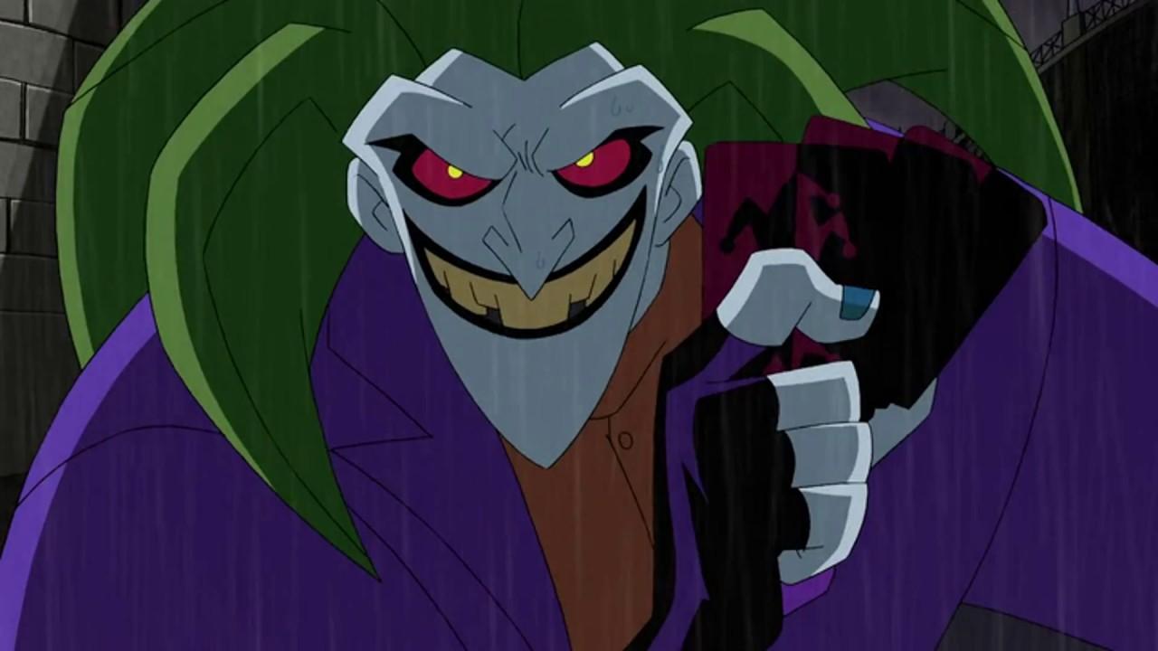 Batman Vs Joker From Batman Vs Dracula 2005 Youtube