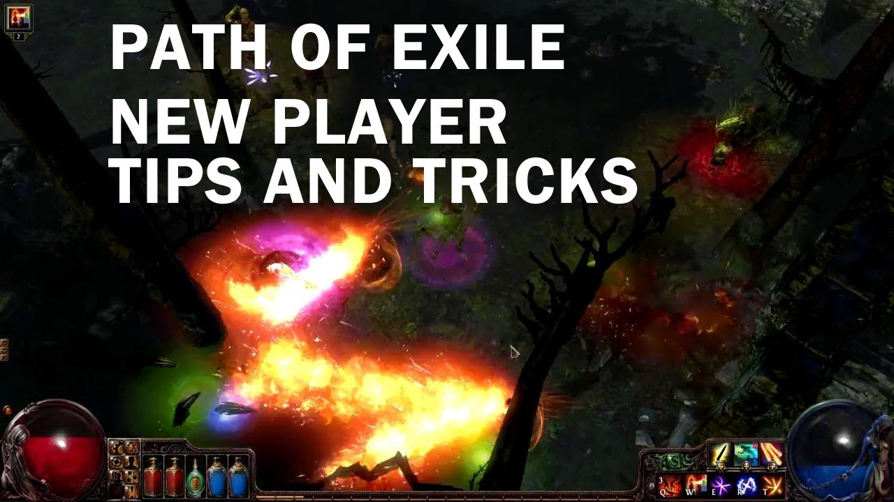 21 Tips and Tricks New Path of Exile Players NEED to Know