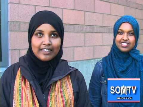 Congratulations Uw Somali Students Somtv Seattle, WA