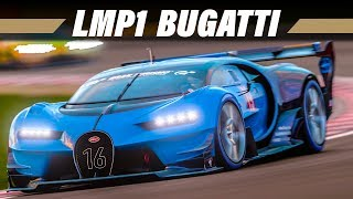 GRAN TURISMO SPORT Let's Play Deutsch – Gr.1 Bugatti in Lago Maggiore | 4K Online Gameplay German