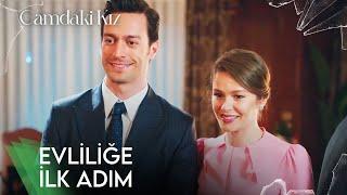 Nalan ve Sedat'ın Sözü | Camdaki Kız 2. Bölüm