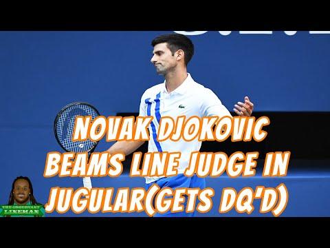Tennis Star Novak Djokovic Tests Positive For Covid 19 Nbc News Now Youtube