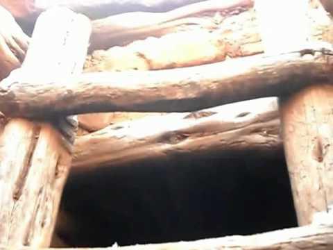 Kiva- Native American underground Kiva