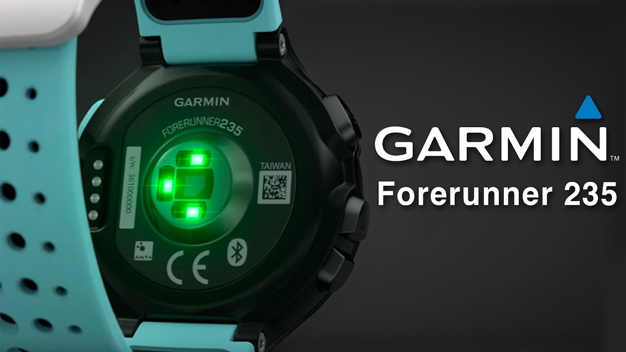 ad655bd2030e Reloj deportivo Garmin Forerunner 235