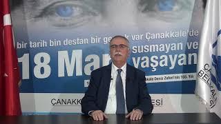 Çanakkale Belediye Başkanı Ülgür Gökhan'ın 18 Mart Konuşması 2018