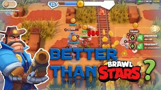 Top 10 Games Like Brawl Stars| Better Than Brawl Stars |