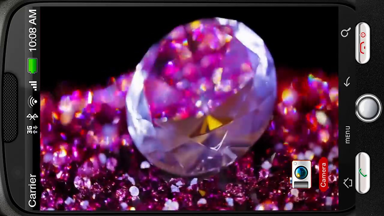 Perfect pink jewel stone deluxe hd edition 3d live wallpaper for perfect pink jewel stone deluxe hd edition 3d live wallpaper for android altavistaventures Images
