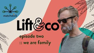 cobbversations :: lift & co. expo :: episode two :: we are family