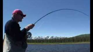 Kanada - Yukon, Fischen auf Lachs, Namaycush, Hecht, Äsche, Forelle, Saibling