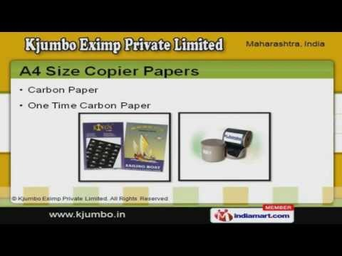 Computer Stationery & Printing Items By Kjumbo Eximp Private Limited, Mumbai