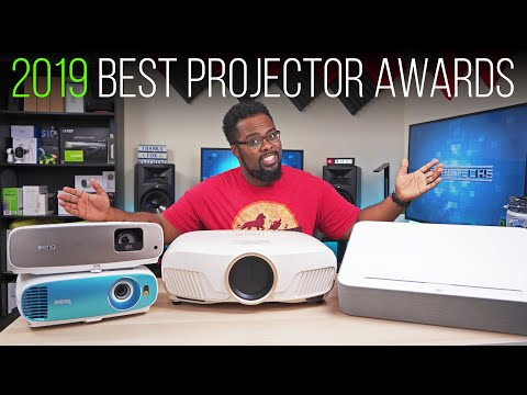 Best Projector 2019 - The Best Home Theater Projector Awards 2019