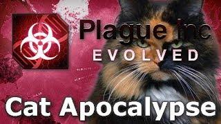 Plague Inc: Custom Scenarios - Cat Apocalypse