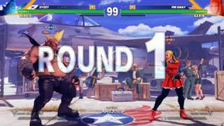 evo 2016 street fighter v xyzzy vs pm sway