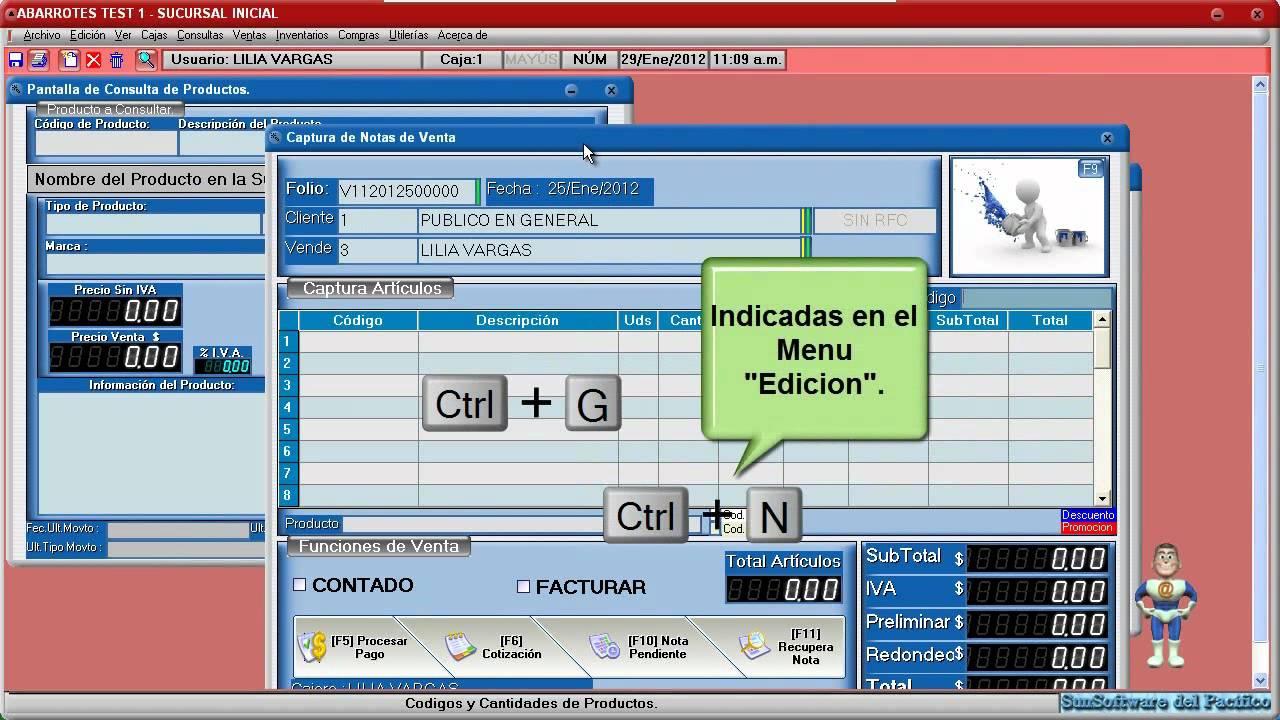 programa para control de ventas e inventarios gratis