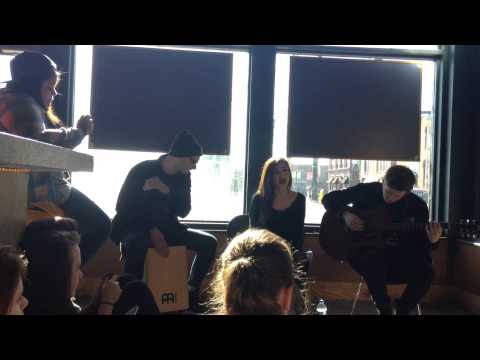 "Against The Current VIP Acoustic Session - ""Gravity"" Live @ The Crofoot in Pontiac, MI"