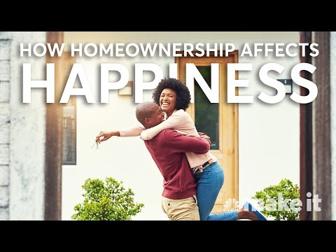 Why You Don't Need To Own A Home To Be Happy