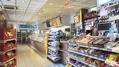 ARAL-Tankstelle mit Burgerrestaurant in Bielefeld