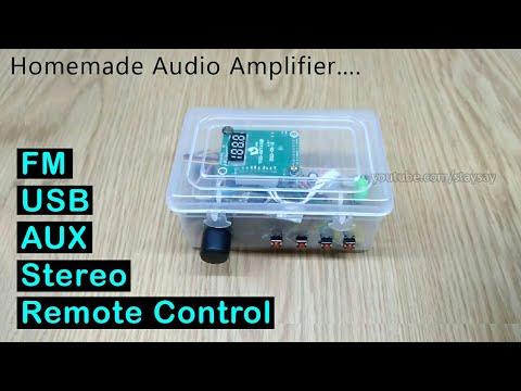 USB MP3 Player | DIY