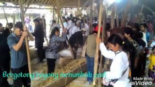 Seren Taun, Taman Paseban Cigugur Kab. Kuningan Jawa Barat