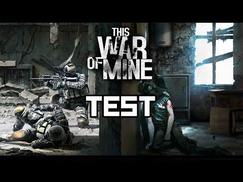 This War of Mine - Test/Review [Deutsch/FullHD/60FPS]