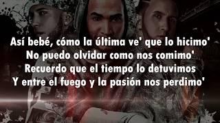 No Te Vayas Don Omar Feat Alexis Y Fido V deo Letra Oficial.mp3