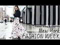 New York Fashion Week February 2017 Vlog