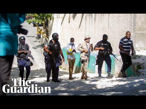 Haiti: police kill suspects in gun battle after assassination of president