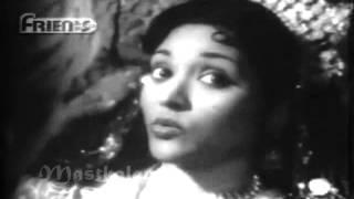aankhon mein sama jao..Yasmin1955- Lata - JanNisar Akhtar- C Ramchandra..a tribute