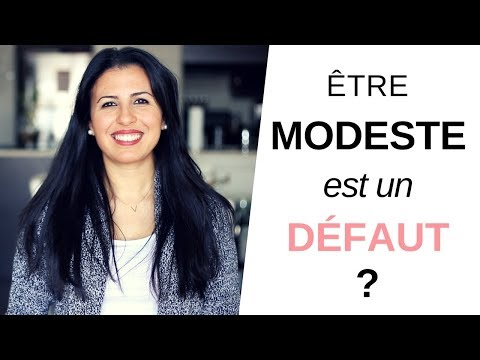 ETRE MODESTE EST UN DÉFAUT ? (MODESTIE vs HUMILITÉ) | #MindsetMorning 49