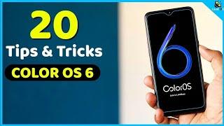 அட்டகாசமான Top 20 Tricks, Hidden Features Color OS 6 in Tamil | Realme 3 Pro - Loud Oli Tech