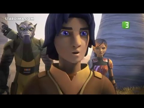 متمردي حرب النجوم مدبلج الحلقة 2 Youtube