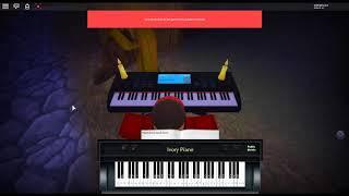 Unwavering Emotions - Pokemon: B&W von: Shota Kageyama auf einem ROBLOX Klavier.