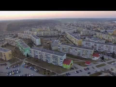 Iława Z Lotu Ptaka - W Pigułce, Czyli Najpiękniejsze Zakątki Naszego Miasta Na Jednym Nagraniu.