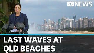Coronavirus: QLD beaches close as Premier announces 'health heroes' package | ABC News