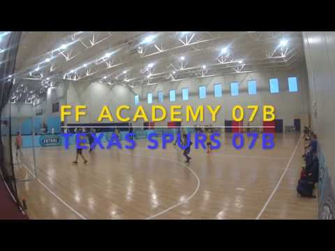 FF ACADEMY 07B v. Texas Spurs 07B | Full Match Extended Highlights