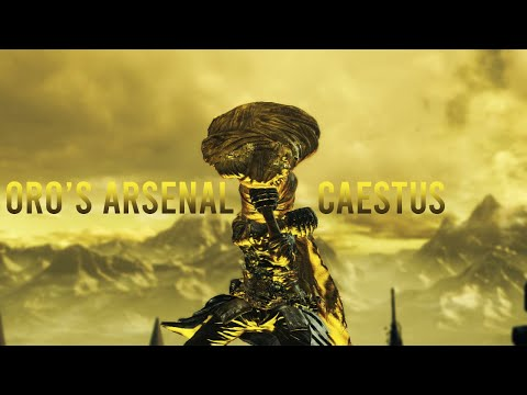 Dark Souls 3 - Oro's Arsenal: Caestus