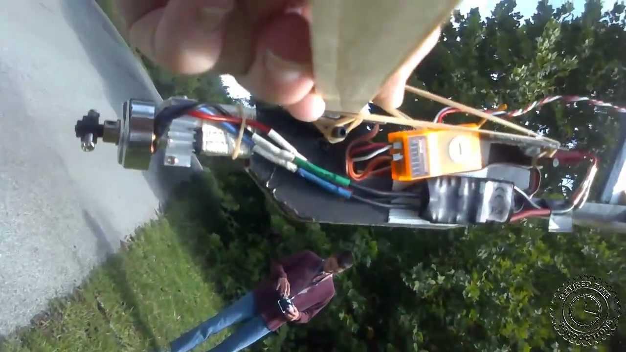 Range checking HobbyKing Orange Satellite Receiver on Orange RX Receiver