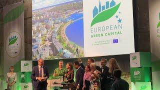 Lahti (Finlandia), elegida como Capital Verde Europea a partir del año 2021
