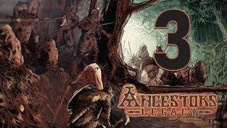 Прохождение Ancestors Legacy #3 - Глава 3 - Неожиданные союзники [Викинги - Ульф Железнобород][HARD]