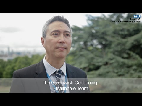 NHS Greenwich CCG Continuing Healthcare (CHC) film