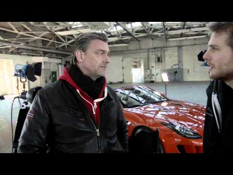 Jaguar presents Ray Stevenson - Behind the scenes - THE KEY by Mayk Azzato