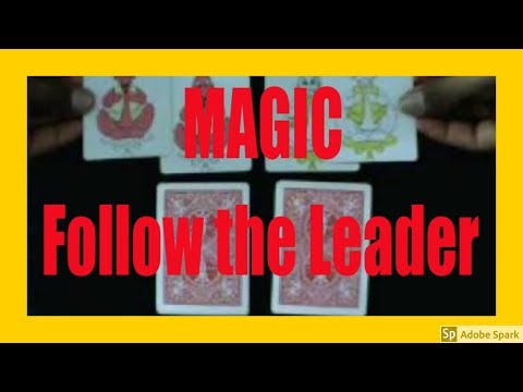 MAGIC TRICKS VIDEOS IN TAMIL #115 I Follow the Leader @Magic Vijay